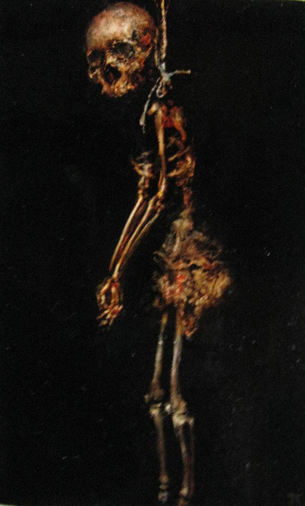 oil on canvas Sacrifice